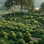 Jardins du château de Marqueyssac